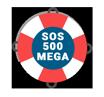 SOS 500 Mega